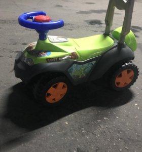 Машинка каталка BabyGo