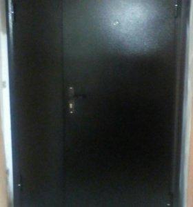 Двери входные металлические. Торг