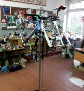 Ремонт велосипедов, всех видов.