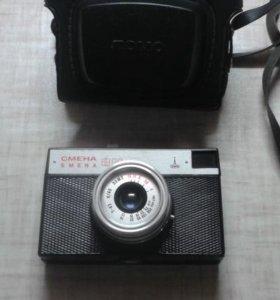 Фотоаппарат Смена 8, Олимпус