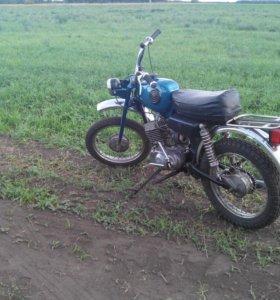 Мопед Карпаты с двигателем от Минска