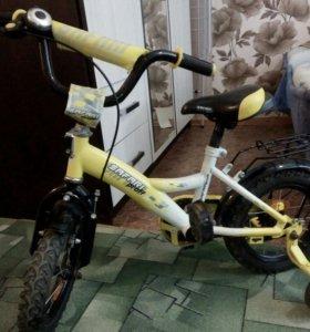 Велосипед 2х или 4 х колесный