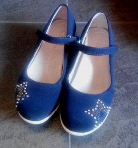 Туфли для первоклассницы