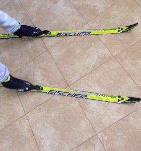 Лыжи унисекс размер 36