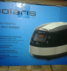 Мультиварка PMC 0517 Expert Polaris