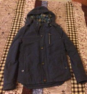 Куртка зимняя не разу не носил новая (срочно)