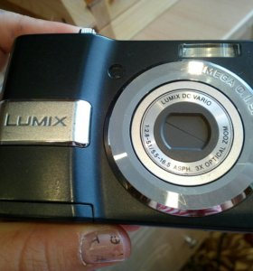 Камера Panasonic + чехол