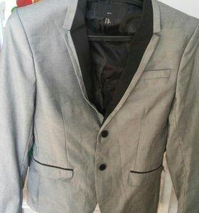 Мужской пиджак H&M