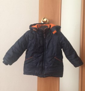 Зимняя куртка MotherCare 1,5-2 года