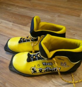 Лыжные ботинки, 38