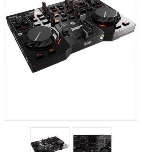 DJ-КОНТРОЛЛЕР HERCULES DJ CONTROL INSTINCT