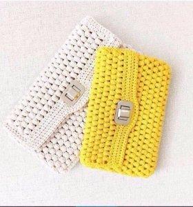 Вязание на заказ( сумки, игрушки, береты и др .)