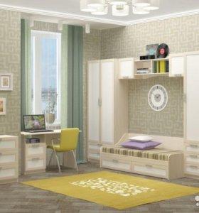 """Мебель для детской """"юниор """" от тхм-кавказ"""