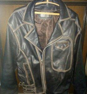 Куртка кожанная мужская Pretender