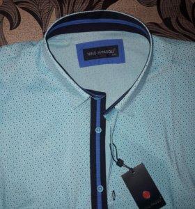 Новые фирменные рубашки