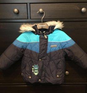 Зимний костюм для мальчика Kerry