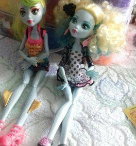 """Куклы """"монстрхай"""""""