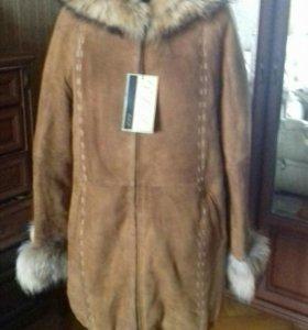 Дубленка -куртка