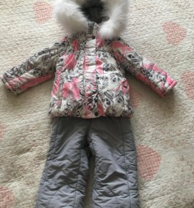 Зимний костюм Danilo 92 см