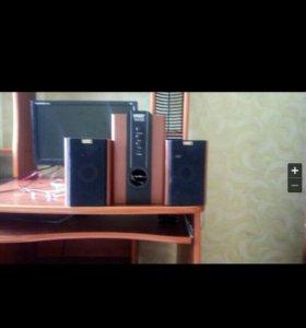 Продам акустицескую систему sven модель sps-820