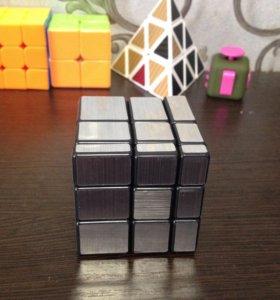 Mirror block (Кубик который меняет стороны)