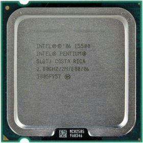 Процессор 775 Intel Pentium Dual-Core E5500 2.8GHz
