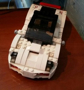 Лего машинка