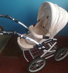 Детская коляска Адамекс Классик 2в1