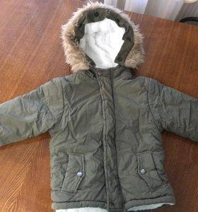 Парка/куртка