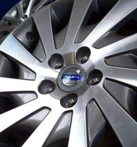 Оригинальные диски Volvo Saga