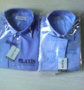 Рубашки новые 2шт(цена за одну)