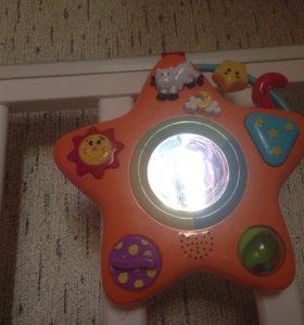 Развивающая игрушка Звездочка