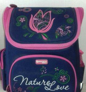 Рюкзак школьный фирменный