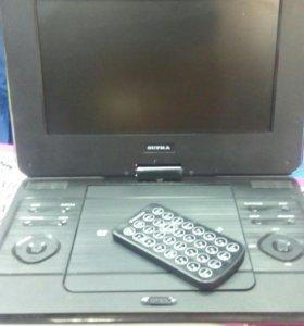 Портативный DVD телевизор SUPRA
