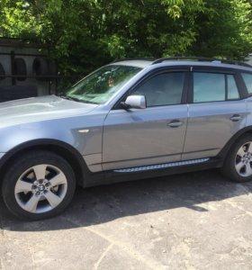 BMW X 3 2004г