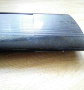 Продам PS3 с мувом и камерой,5 игр,1 джестик 500 g