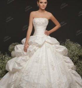 Платье свадебное бренда to be bride