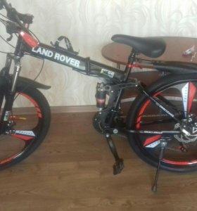 Новые велосипедыBMW, LAND ROVER.