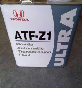 Honda ultra ATF Z1 трансмиссионное масло Хонда.