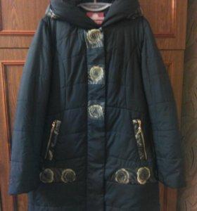 Пальто 52 размер