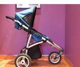 Quinny Speedy SX-трёхколёсная прогулочная коляска