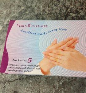 Маникюрный набор Nails Decirator