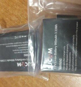 Аккумуляторная батарея для Sj4000,Sj5000 2шт