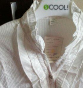 Новая блузка на 11-летнюю дев.