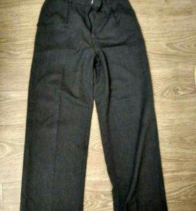 Сильно укороченные штаны