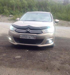 ситроен С4. 2012