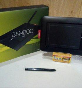 Новый графический планшет Wacom Bamboo Pen CTL-460
