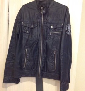 Куртка Affliction black premium
