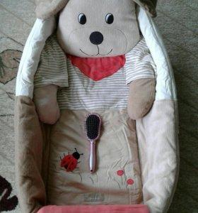 Детский коврик - люлька