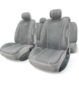 Универсальные чехлы на сиденья автомобильные.